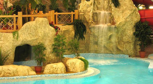 Курский аквапарк
